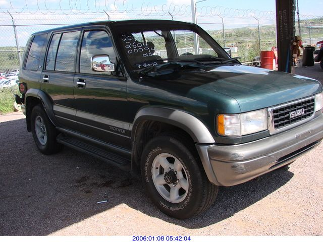 1995 Isuzu Trooper #23