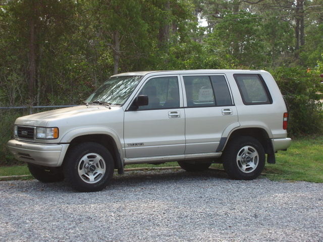1995 Isuzu Trooper #18
