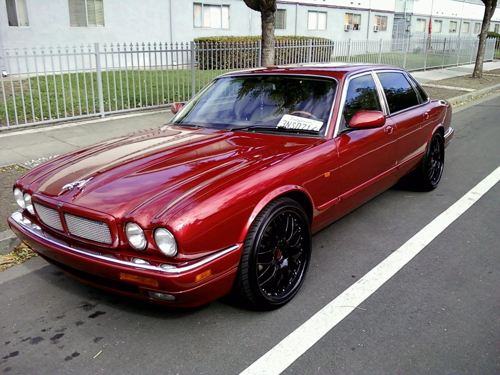 1995 Jaguar Xj-series #26