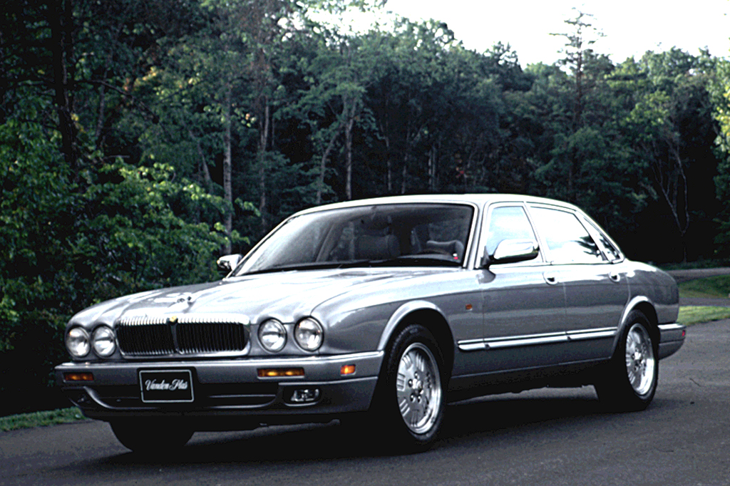 1995 Jaguar Xj-series #20