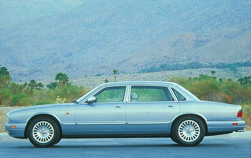 1995 Jaguar Xj-series #23