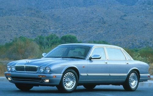 1995 Jaguar Xj-series #21