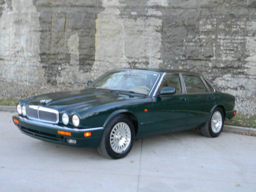 1995 Jaguar Xj-series #27