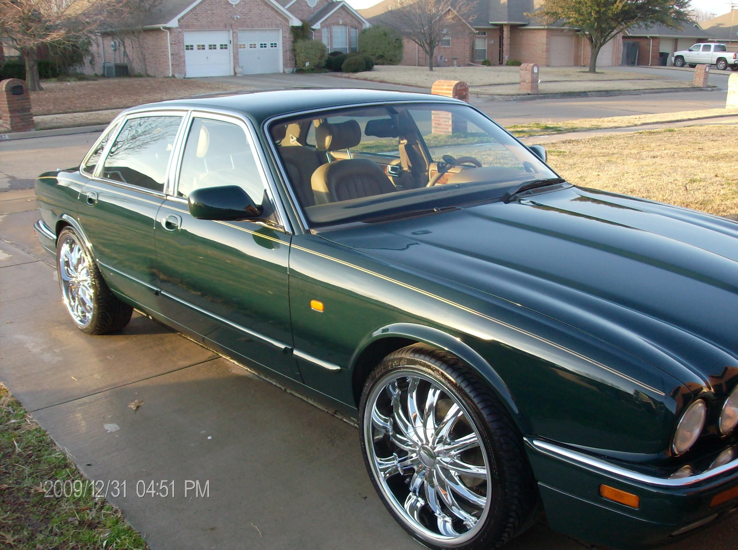 1995 Jaguar Xj-series #19