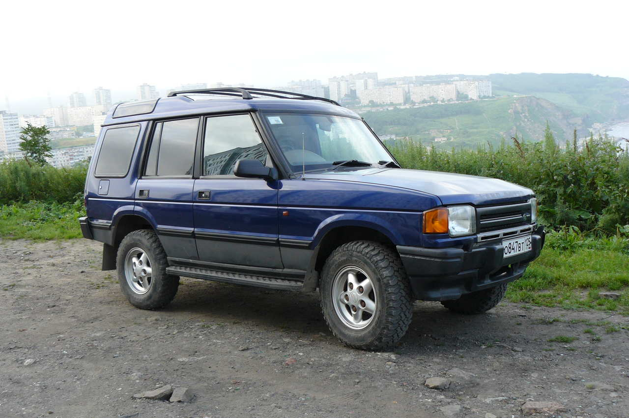 1995 Land Rover Discovery #19