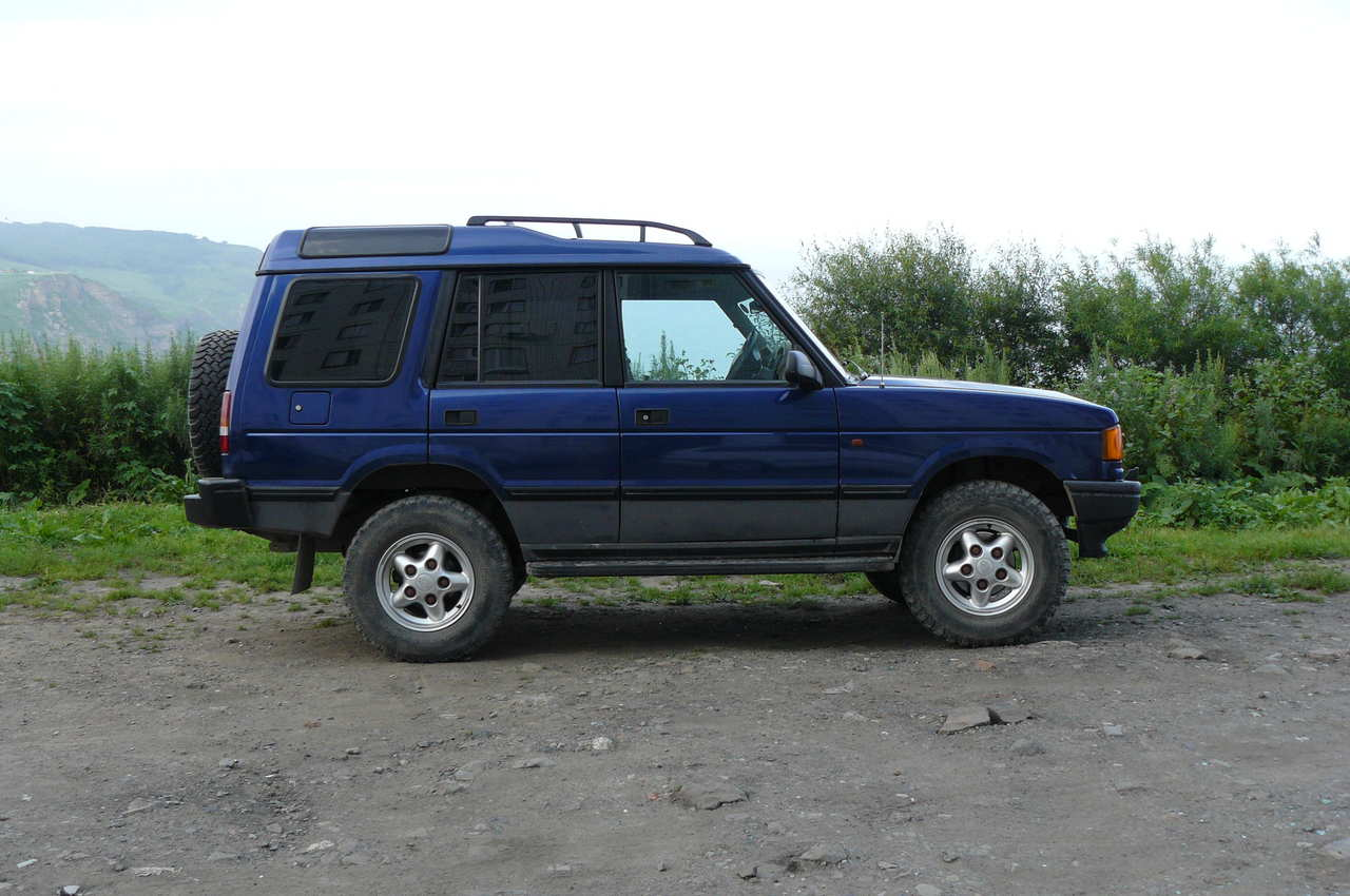 1995 Land Rover Discovery #24