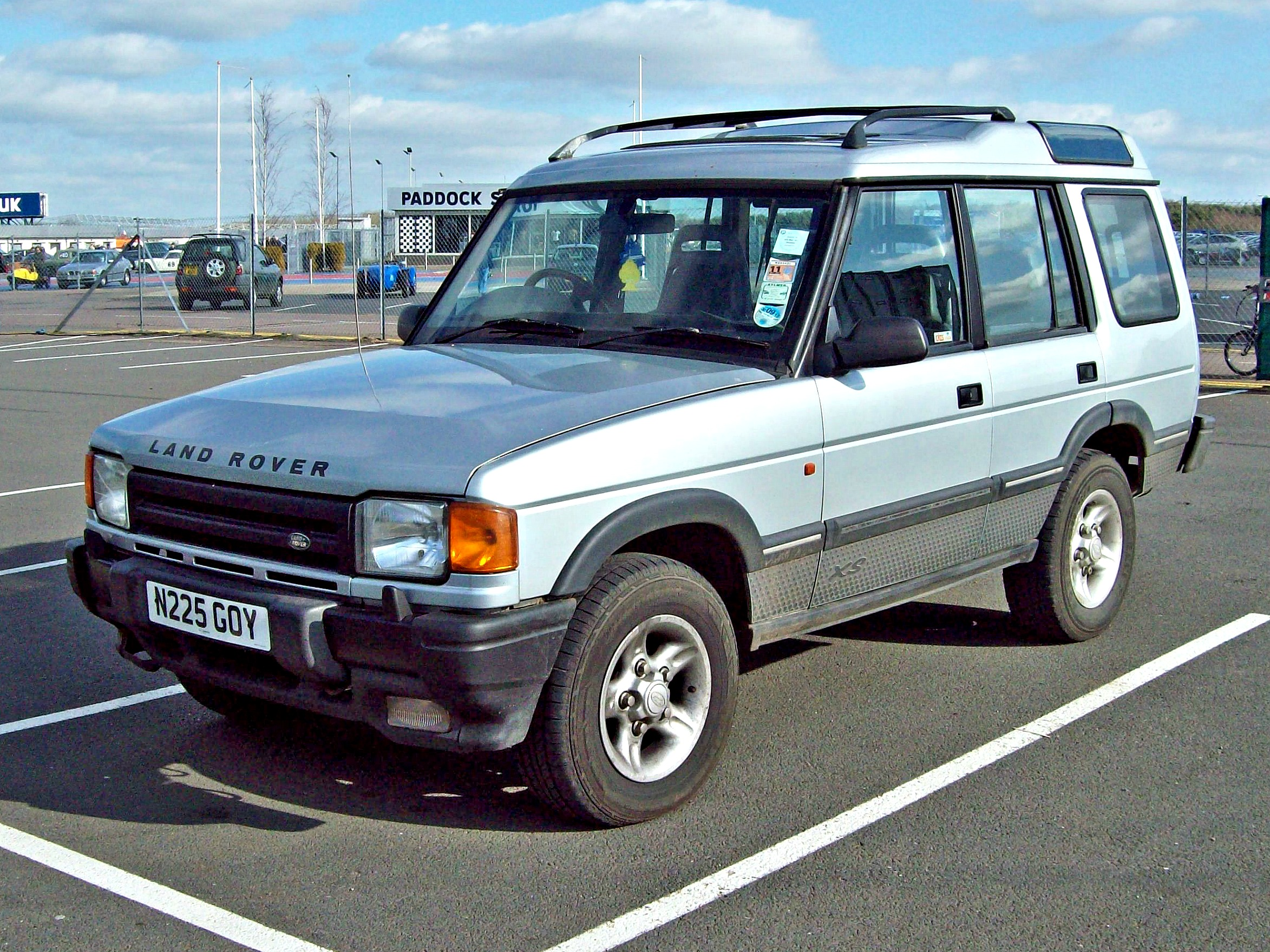 1995 Land Rover Discovery #22
