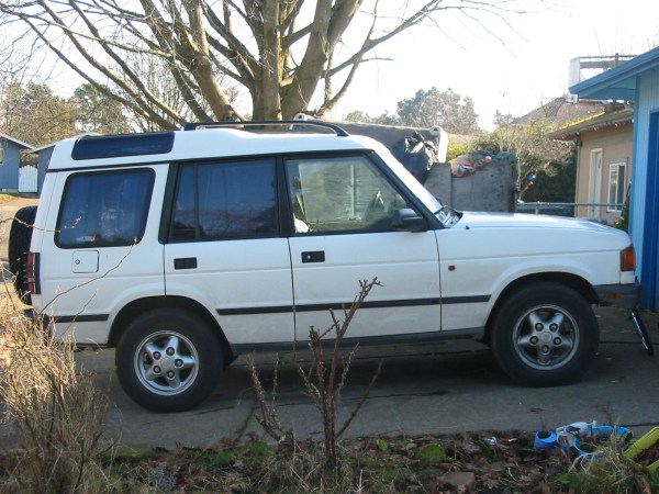 1995 Land Rover Discovery #21