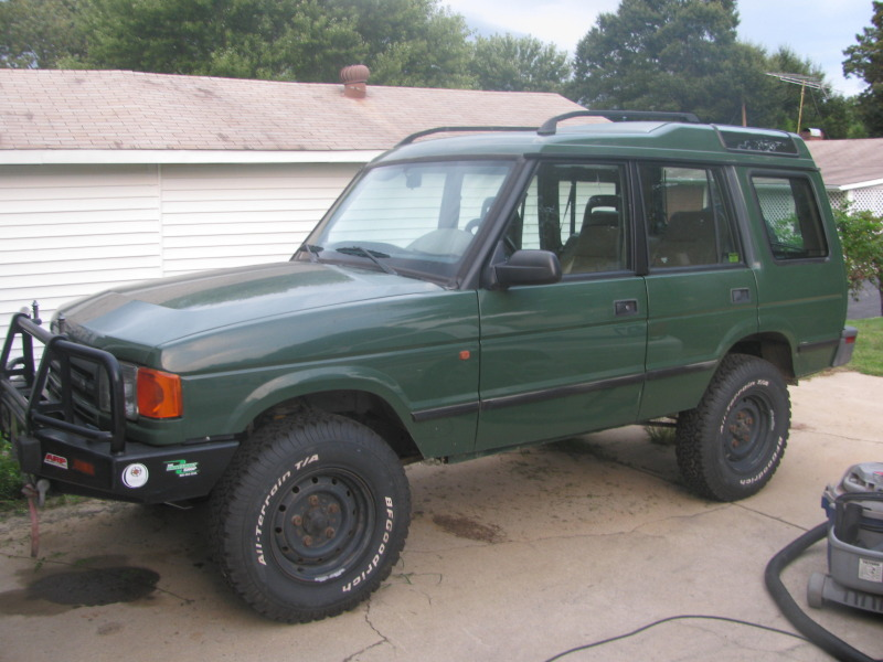 1995 Land Rover Discovery #25