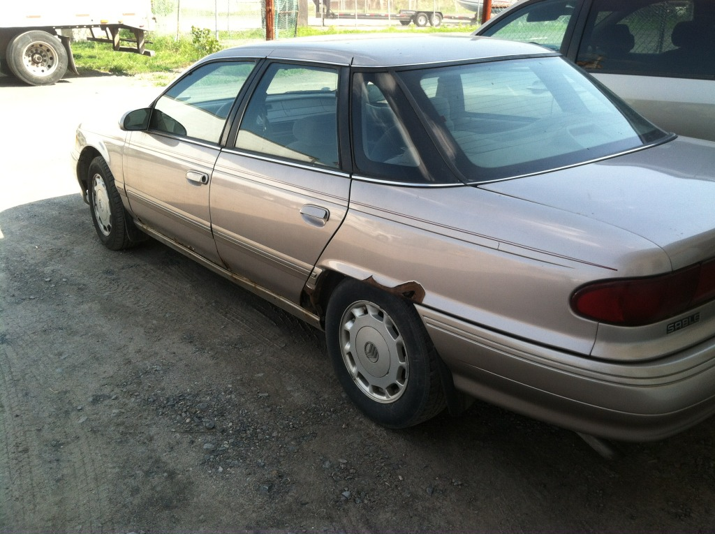 1995 Mercury Sable #17