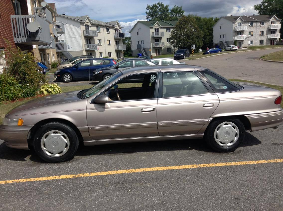 1995 Mercury Sable #19