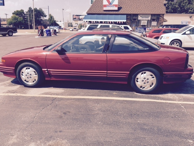1995 Oldsmobile Cutlass Supreme #19