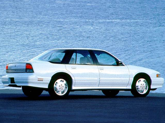 1995 Oldsmobile Cutlass Supreme #21