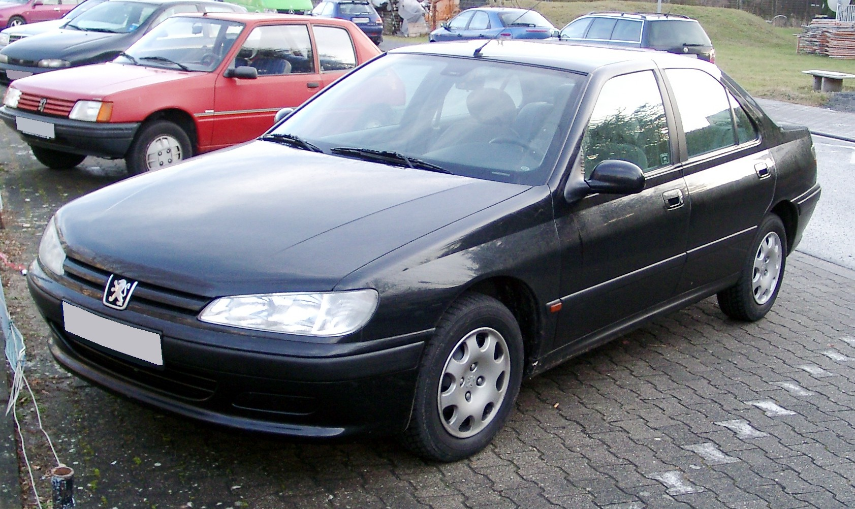 1995 Peugeot 406 Photos Informations Articles Motor Blower 18
