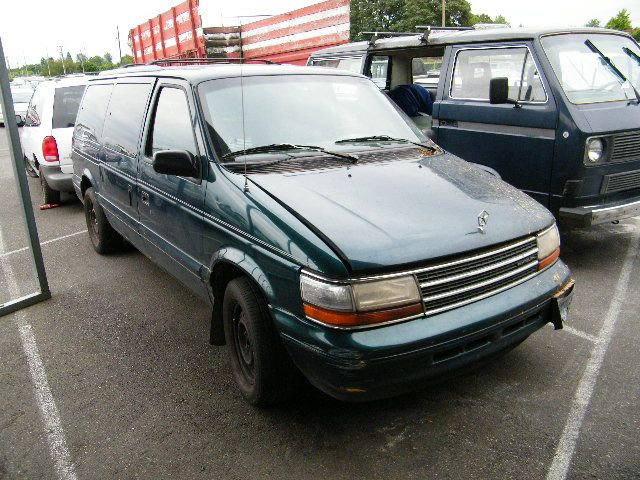 1995 Plymouth Grand Voyager #16