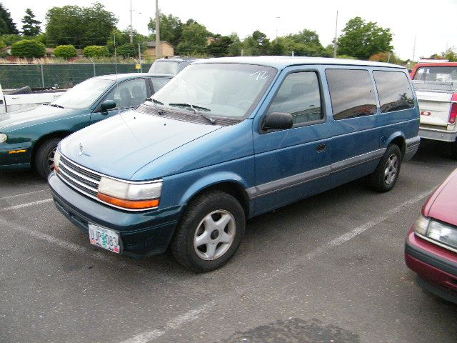 1995 Plymouth Voyager #17