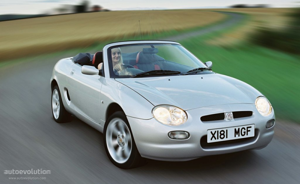 1995 Rover MGF #16