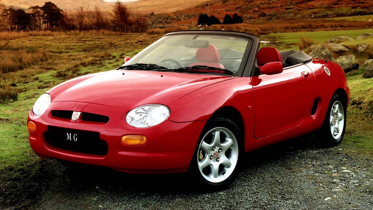 1995 Rover MGF #20