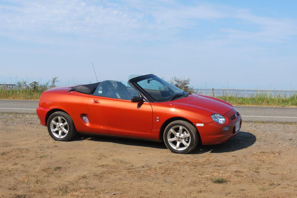 1995 Rover MGF #19