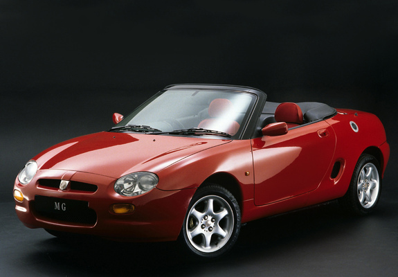 1995 Rover MGF #15