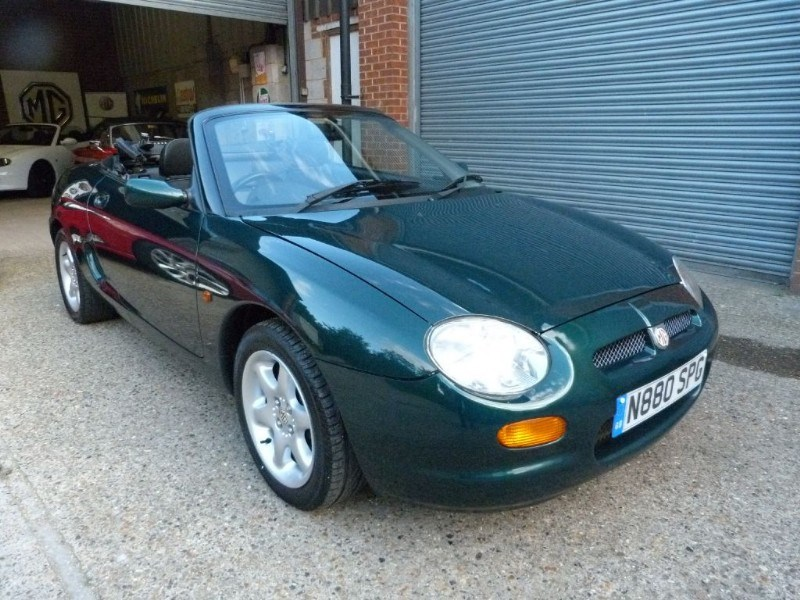 1995 Rover MGF #17
