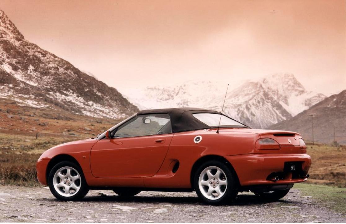 1995 Rover MGF #18