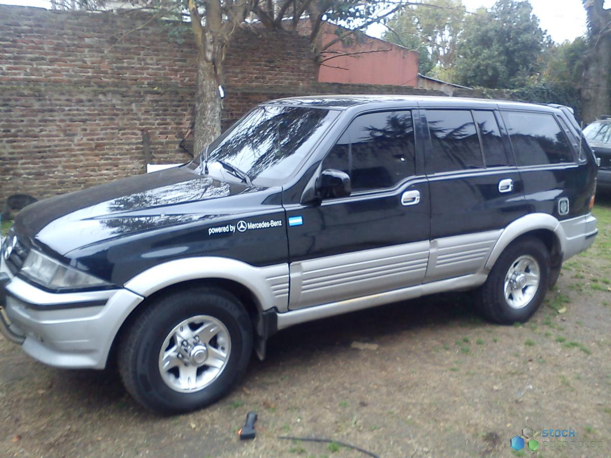 1995 Ssangyong Musso #17