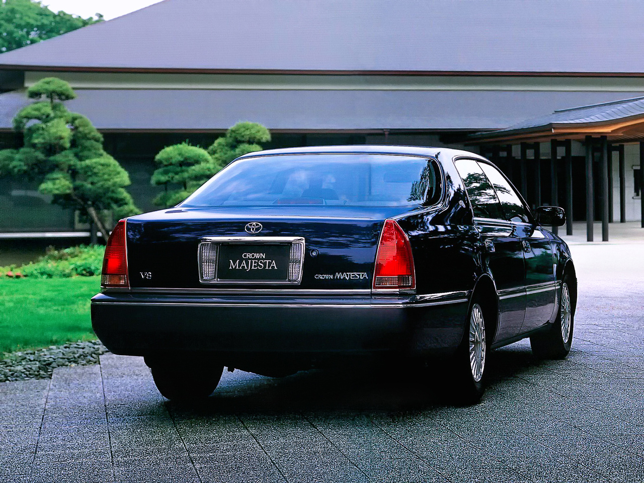 1995 Toyota Crown #17