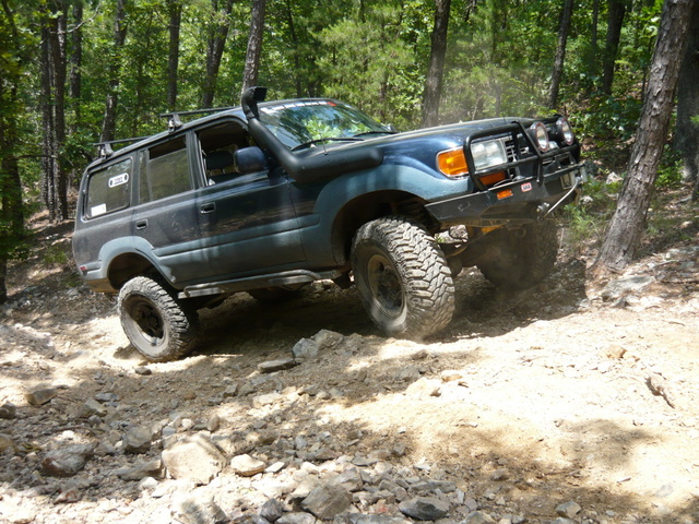 1995 Toyota Land Cruiser #18