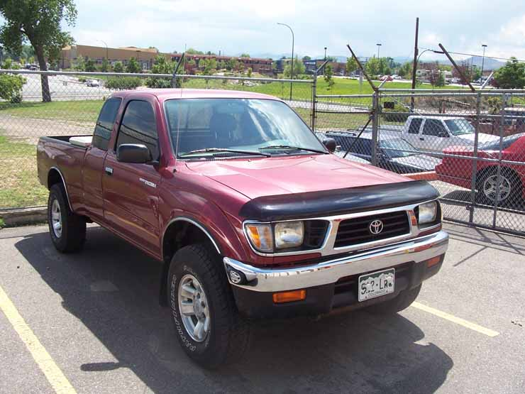 old car repair manuals 1997 toyota t100 xtra navigation system how to take a 1996 toyota