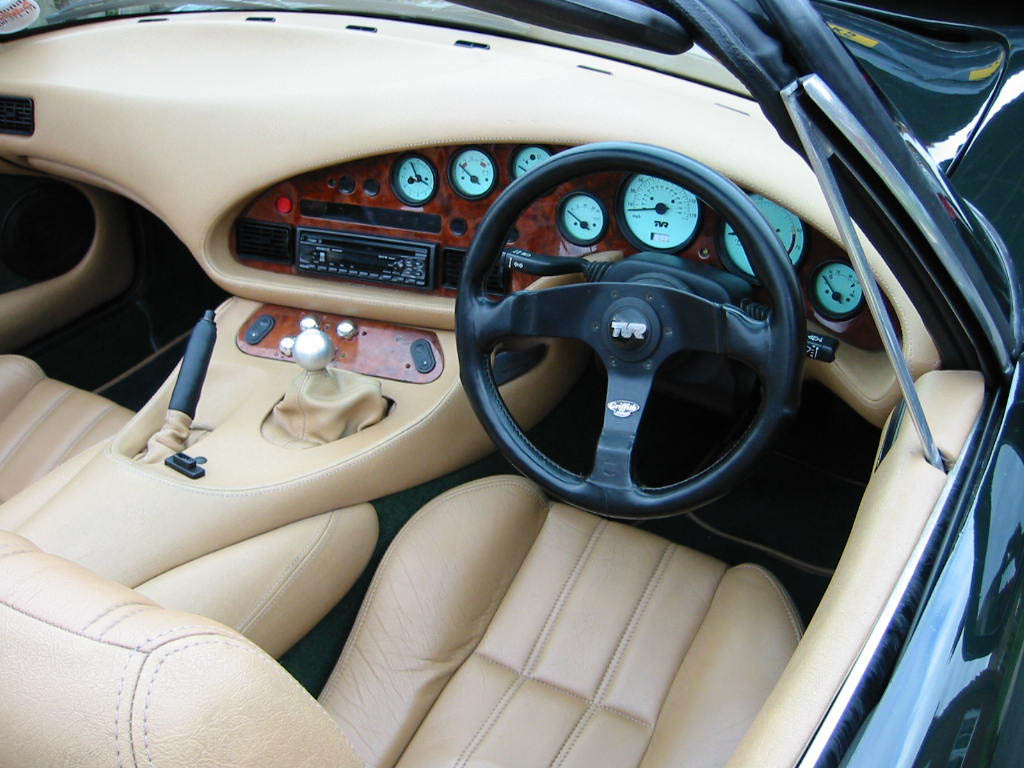 1995 TVR Griffith #20
