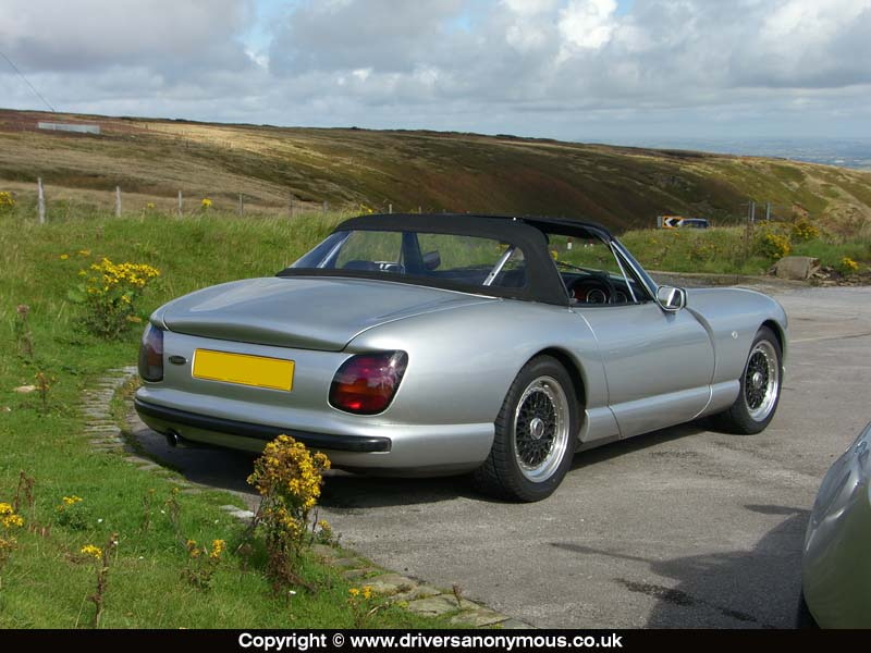 1995 TVR Griffith #18