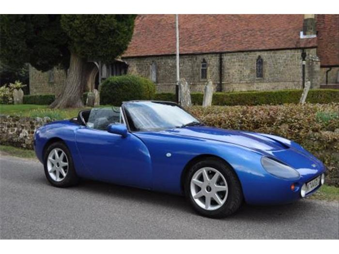 1995 TVR Griffith #17