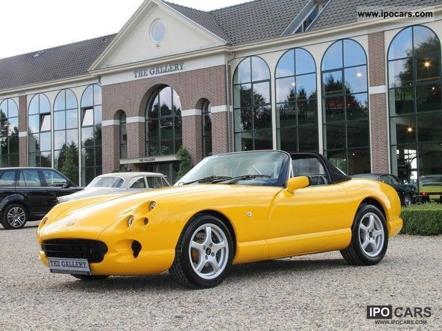 1995 TVR Griffith #19
