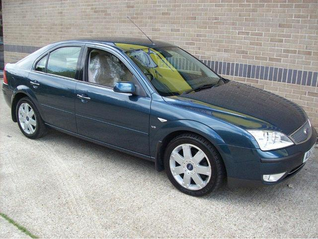 2003 Ford Mondeo #10