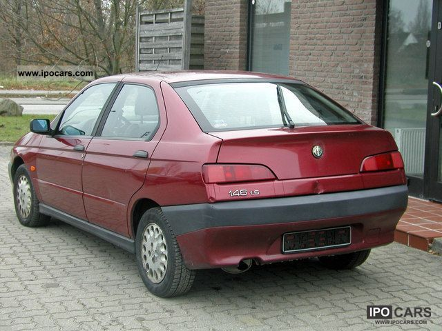 1996 alfa romeo 146 photos informations articles. Black Bedroom Furniture Sets. Home Design Ideas