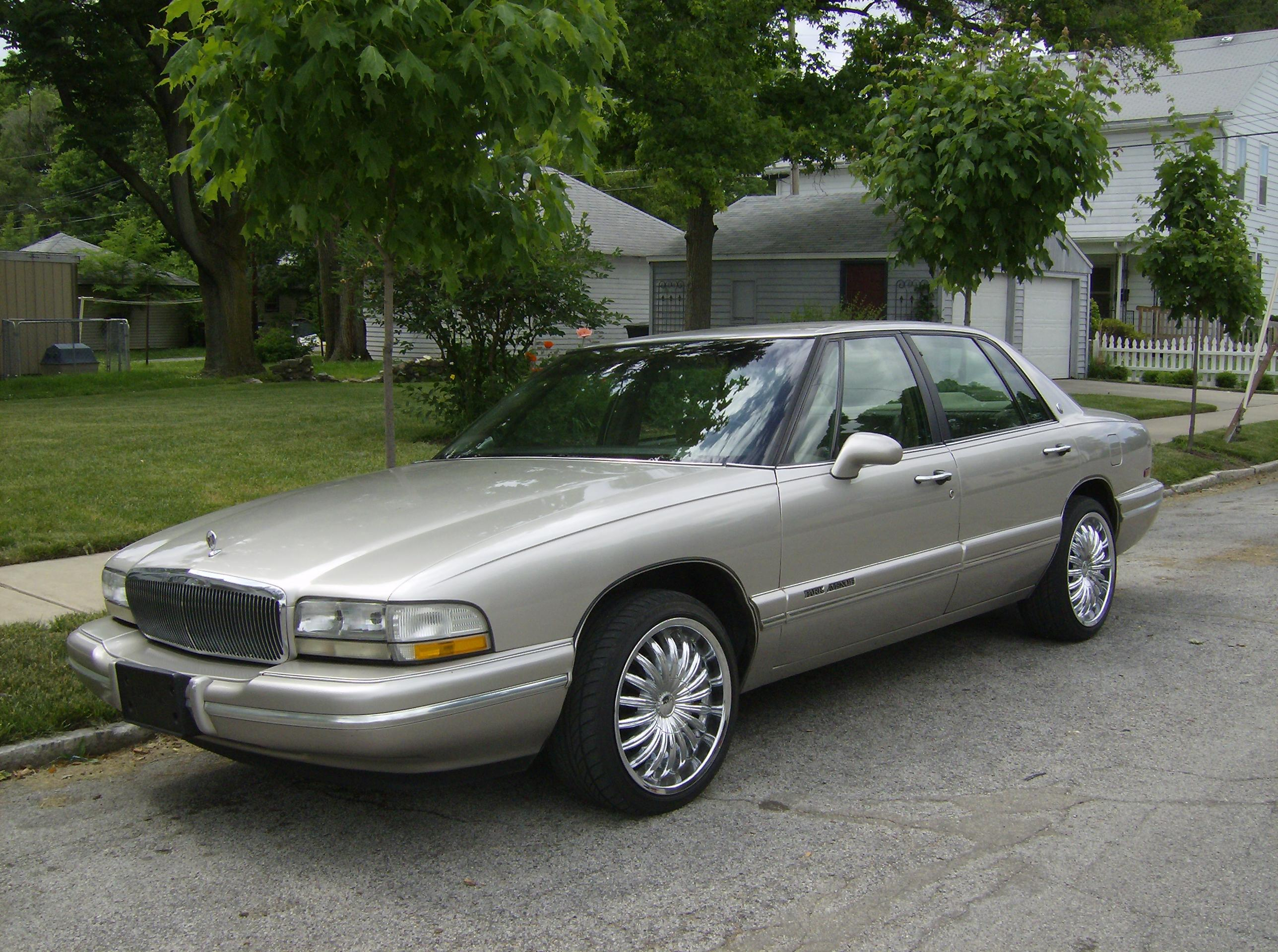 This is what FDA and Department of Agriculture considers Buick park avenue photos