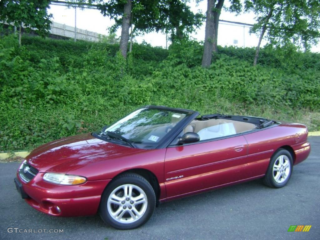 1996 Chrysler Sebring #20