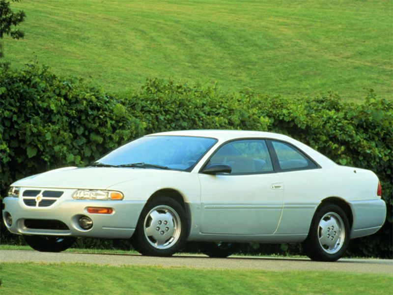 1996 Chrysler Sebring #17