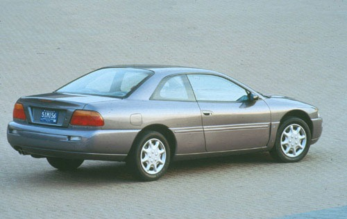 1996 Chrysler Sebring #19