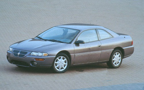 1996 Chrysler Sebring #18