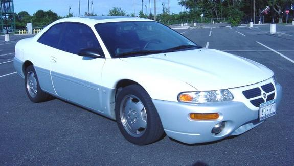 1996 Chrysler Sebring #22