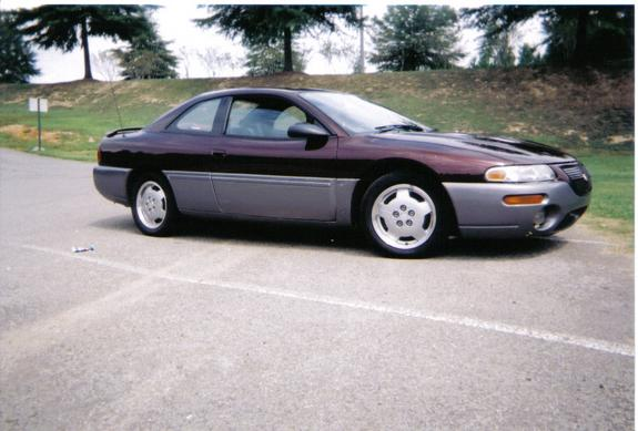 1996 Chrysler Sebring #23