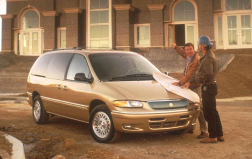 1996 Chrysler Town And Country #18