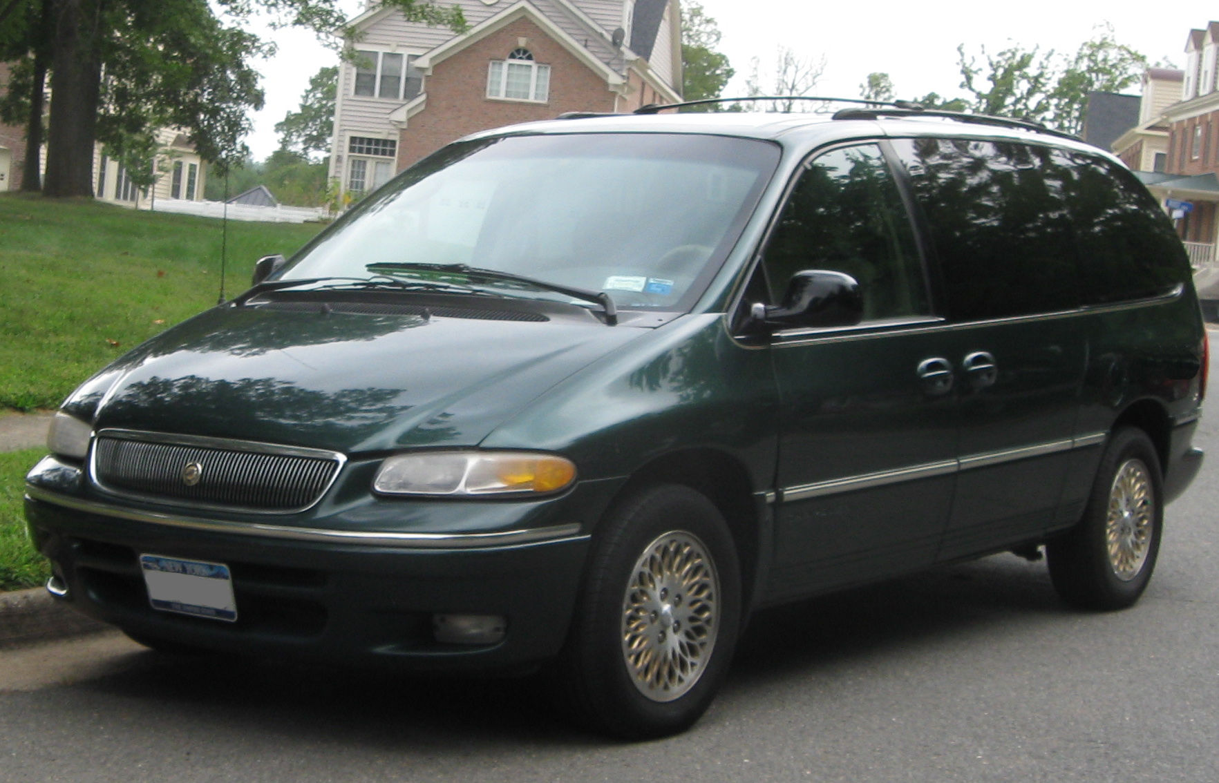 1996 chrysler town and country photos informations articles. Black Bedroom Furniture Sets. Home Design Ideas