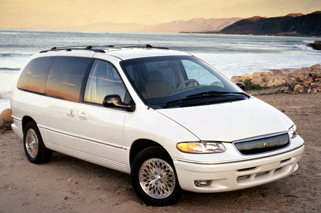 1996 Chrysler Town And Country #15