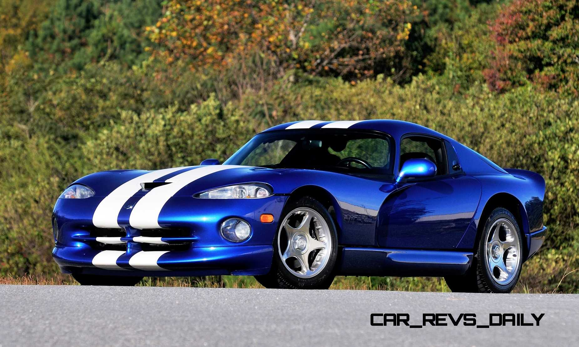 1996 Chrysler Viper #21