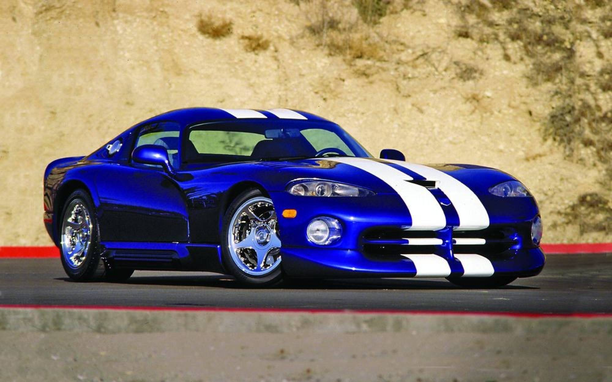 1996 Chrysler Viper #20