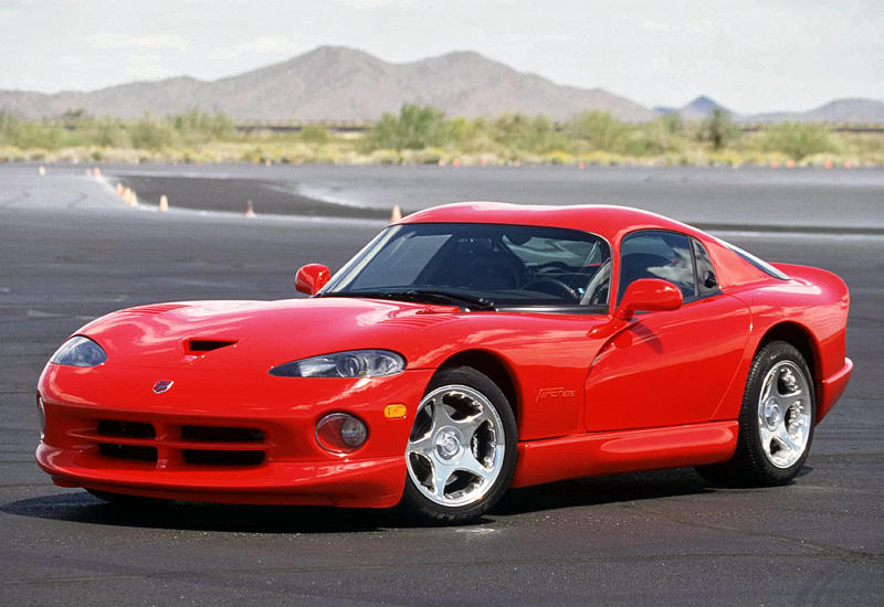 1996 Chrysler Viper #17