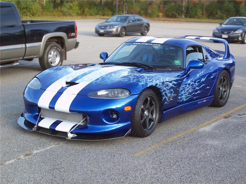 1996 Chrysler Viper #22